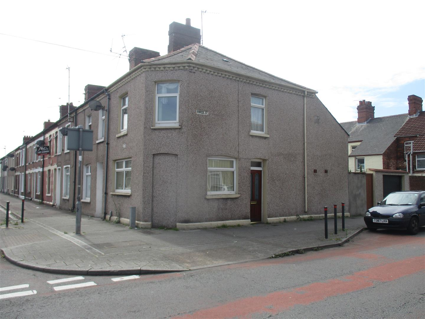 2 Bedrooms End Of Terrace House for sale in North Clive Street, Cardiff